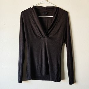 Banana Republic long sleeve blouse